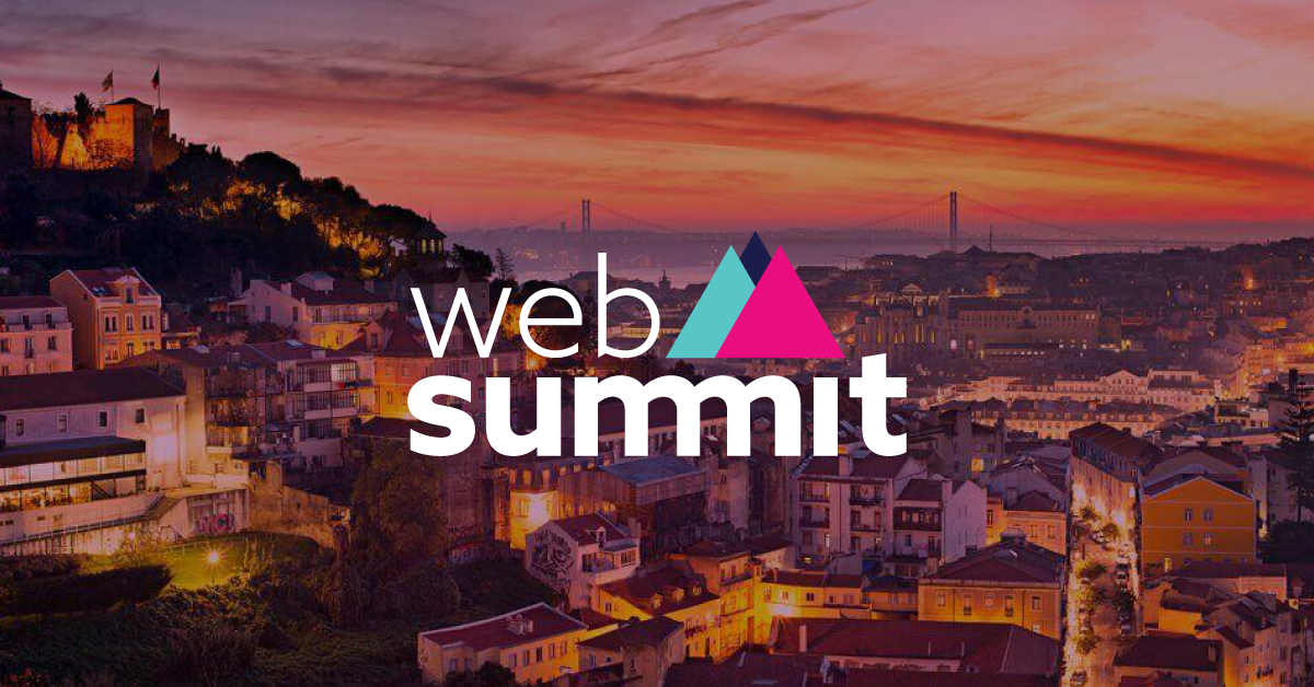 Websummit 2016 Lisboa