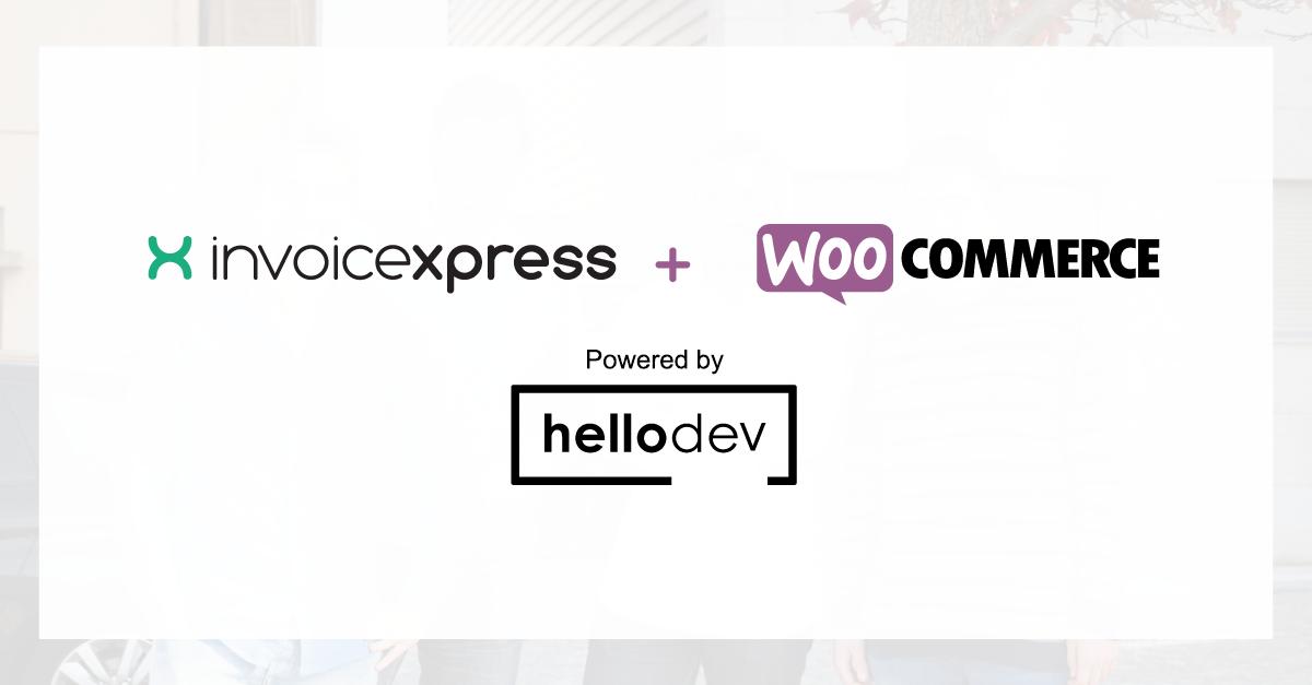 Nova integração WooCommerce com o InvoiceXpress